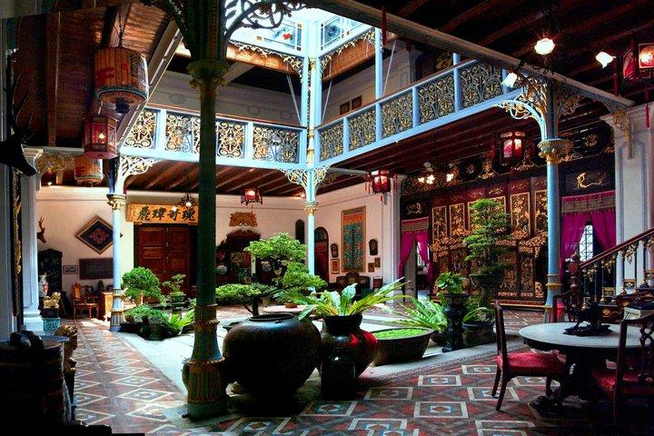 Pinang Peranakan Mansion Penang Malaysia Tourist