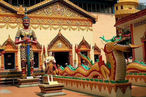 Reclining Buddha Temple (Wat Chayamangkalaram) & Reclining Buddha Temple (Wat Chayamangkalaram) Penang - Malaysia ... islam-shia.org